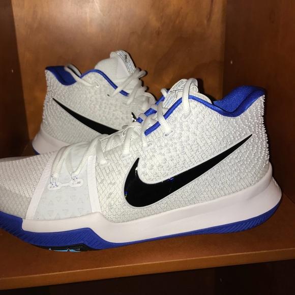 Nike Shoes | Kyrie 4 Duke Blue And